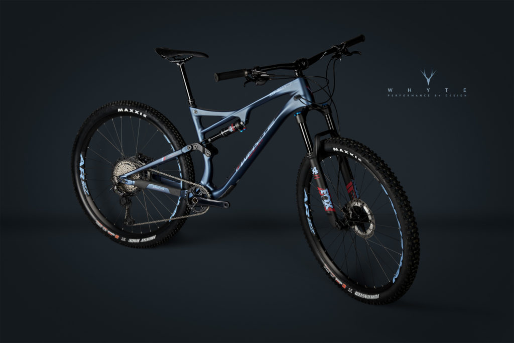 Whyte S-120C RS - Matthew Brown Photography
