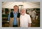 Daryl Greatrex & Robin Brown at The Game Fair 2018.
